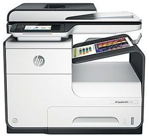 HP PageWide Wireless All-In-One Printer