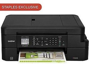 Brother Color Inkjet All-in-One Printer