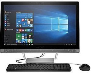 HP Pavilion All-in-One Desktop with Intel Core i3