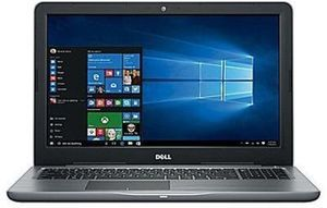 "Dell i5567-7526GRY 15.6"" Laptop"