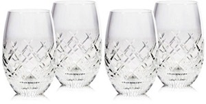 4-Pc. Waterford Crystal Drinkware Set Or Stemless Wine Glasses