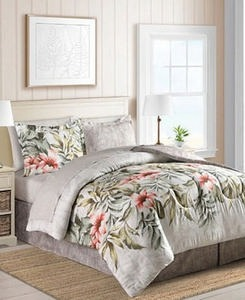 All 8-Pc. Reversible Bed Ensembles