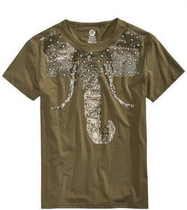 Men's Graphic-Print T-Shirt