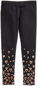 Mix and Match Leopard-Print Leggings, Little Girls (4-6X)