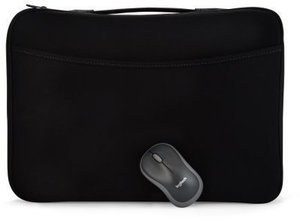 "Logitech 16"" Laptop Sleeve with M185 Mouse"