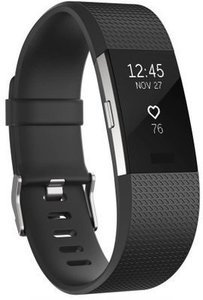 Fitbit Charge 2 Activity Tracker + Heart Rate - Large Fitbit Charge 2 Large Bundle