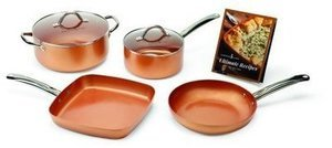 Copper Chef 7pc Set