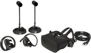 Oculus Rift + Touch Virtual Reality System Oculus Rift + Touch Virtual Reality System