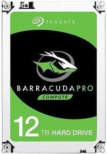 "Seagate BarraCuda Pro 12TB 7200 RPM 3.5"" Internal Hard Drive After Promo Code"