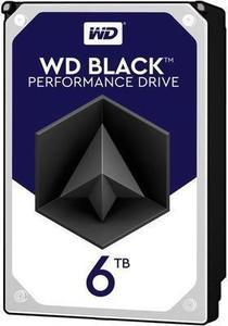 WD Black 6TB Performance Desktop Hard Disk Drive