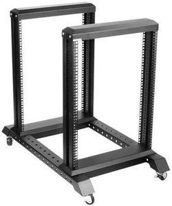 iStarUSA WO15AB 15U 4 Post Open Frame Rack After Promo Code