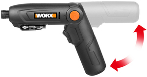 WORX 0.25 x 11.1-in Phillips Screwdriver