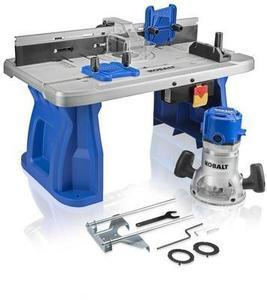 Kobalt Fixed Corded Router Table