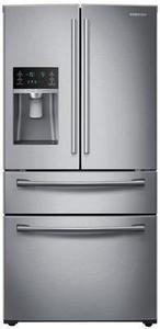 Samsung 28.15-cu ft 4-Door French Door Refrigerator with Ice Maker Energy Star