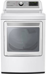 LG Energy Star 7.3-cu ft Electric Dryer
