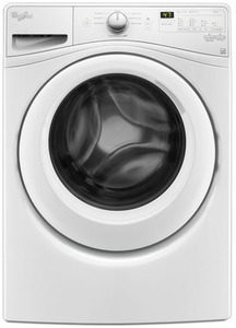 Whirlpool 4.5-cu ft High-Efficiency Stackable Front-Load Washer