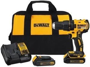 DEWALT 20-Volt Max 1/2-in Cordless Brushless Drill