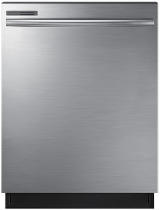 Samsung 55-Decibel Built-In Dishwasher