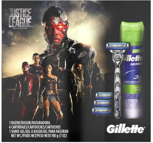 Gillette Holiday Set
