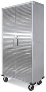 Seville Classics UltraHD Tall Storage Cabinet