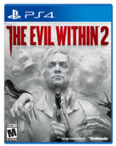 The Evil Within 2 by Bethesda Softworks PS4