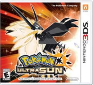 Pokemon Ultra Sun by Nintendo of America