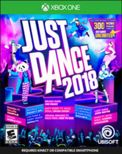 Just Dance 2018 by UbiSoft XB1