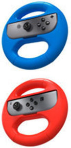 Nintendo Switch Racing Wheel 2 Pack by Yok