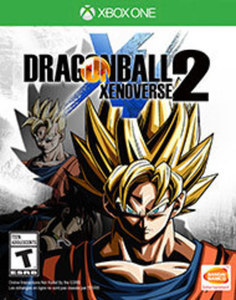 Dragon Ball Xenoverse 2 by Bandai Namco Entertainment America Inc. XB1