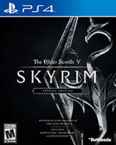 The Elder Scrolls V: Skyrim Special Edition by Bethesda Softworks PS4