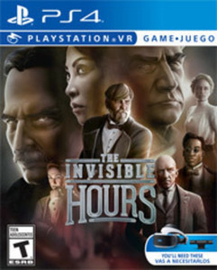 The Invisible Hours by GameTrust The Invisible Hours PS4