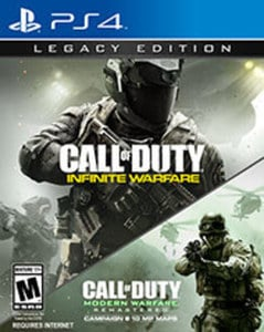 Call of Duty: Infinite Warfare Legacy Edition by Activision PS4
