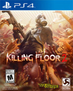 Killing Floor 2 - Only at GameStop by Deep Silver Killing Floor 2 PS4