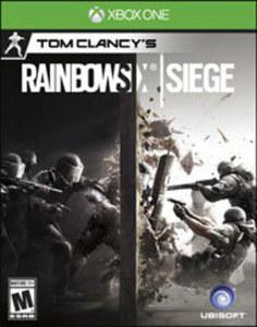 Tom Clancy's Rainbow Six: Siege by UbiSoft Xbox One