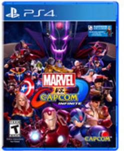 Marvel vs Capcom: Infinite by Capcom PS4