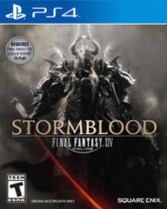 Final Fantasy XIV: Stormblood PS4