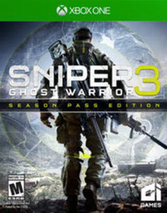 Sniper Ghost Warrior 3 by City Interactive Xbox One