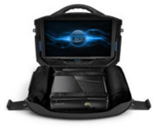GAEMS Vanguard Personal Gaming Environment - Black