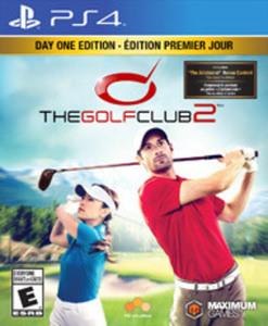 Golf Club 2 by Maximum Games PS4