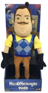 Hello Neighbor 15 inch Plush - Only at GameStop by ucc Distributing Inc.