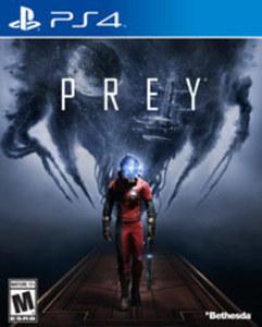 Prey by Bethesda Softworks Prey PS4