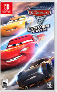 Cars 3: Driven to Win by Warner Home Video Games Switch
