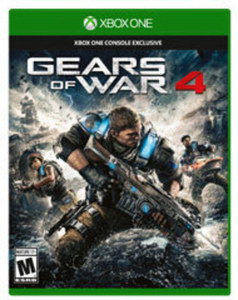 Gears of War 4 by Microsoft Pre-Owned (Xbox One)