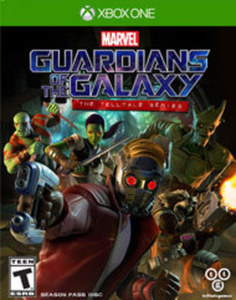 Marvel's Guardians of the Galaxy: The Telltale Series by Telltale Games