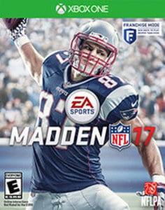 Madden NFL 17 by EA Sports XB1