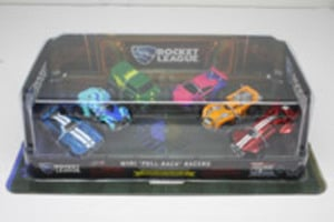 Rocket League Pull Back Racers 6 Pack