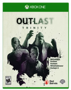 Outlast Trinity by Warner Home Video Games