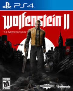Wolfenstein II: The New Colossus by Bethesda Softworks PS4