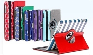 Aduro Rotating-Stand Case for iPads