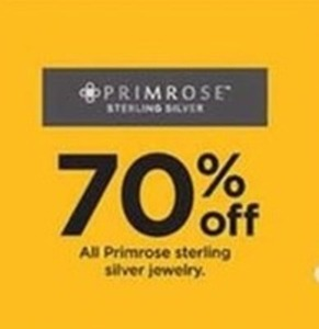 All Primrose Sterling Silver Jewelry